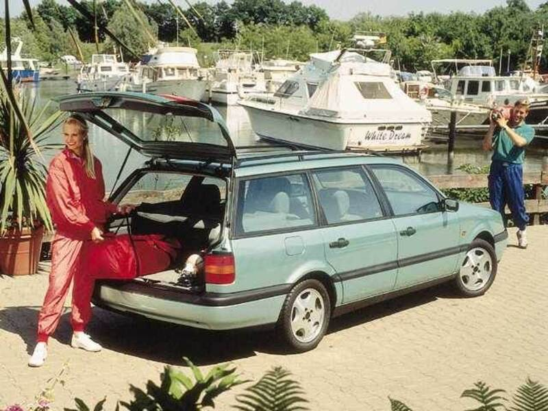 Volkswagen Passat Variant 1.9 TDI cat GLX