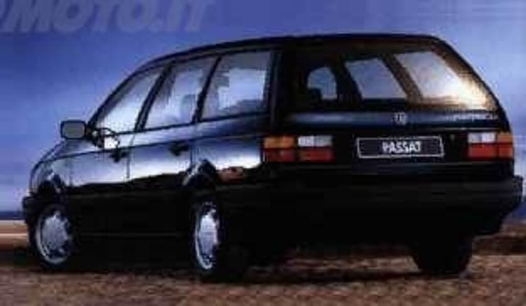 Volkswagen Passat Variant 1600 cat CL