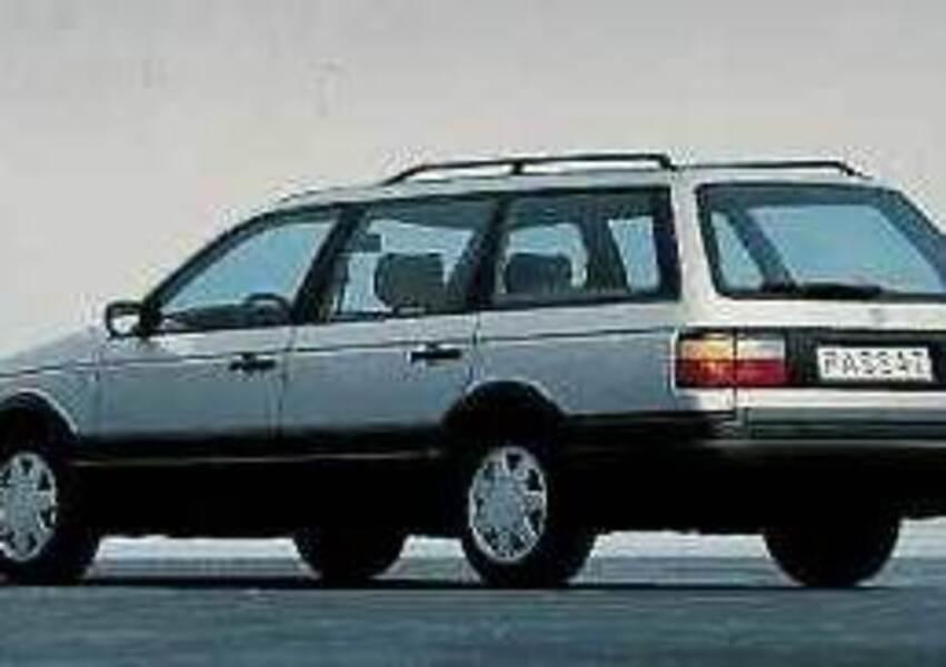 Volkswagen Passat Variant 1800 Familcar Syncro Nordica
