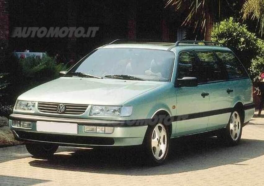 Volkswagen Passat Variant 2.0i 16V cat GT