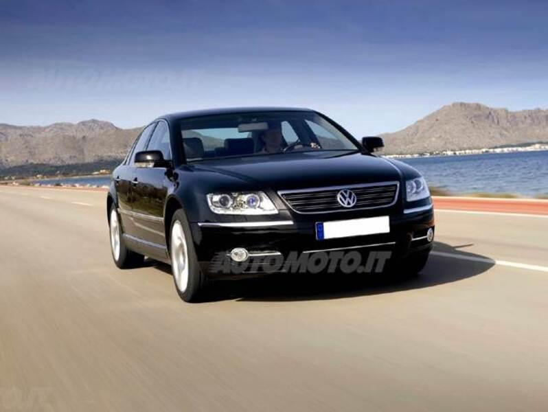 Volkswagen Phaeton V6 TDI DPF 4mot. tip. 4 posti