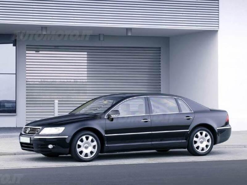 Volkswagen Phaeton 5.0 V10 TDI 4mot. tip. 5 posti