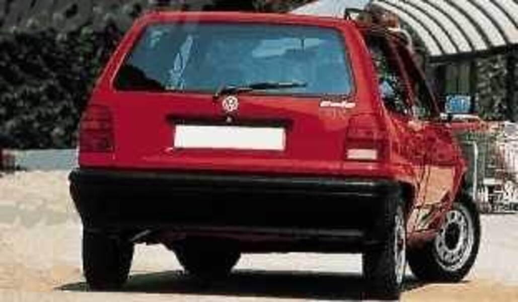 Volkswagen Polo 1000i cat Fox