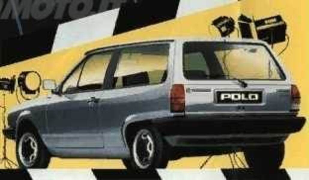Volkswagen Polo 1000 CL Movie