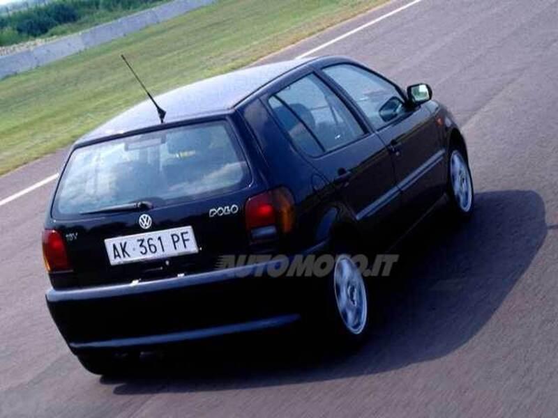 Volkswagen Polo 1.4 16V cat 5 porte