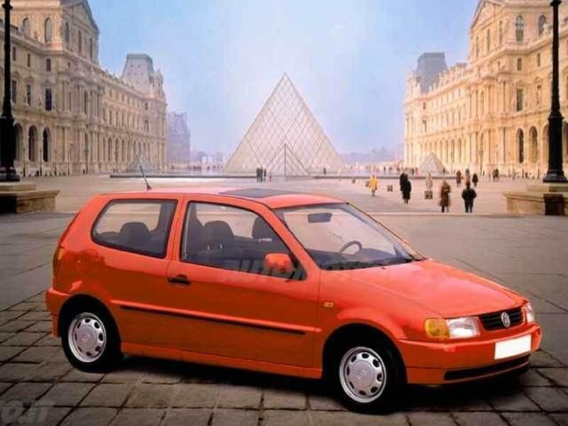 Volkswagen Polo 1.6 cat 3 porte Comfort Air