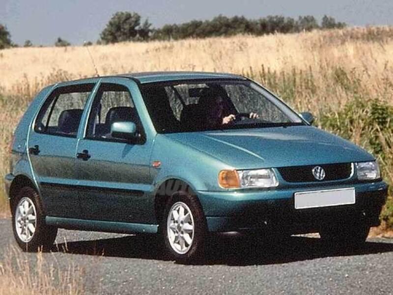 Volkswagen Polo 1.6 cat 5 porte Comfort