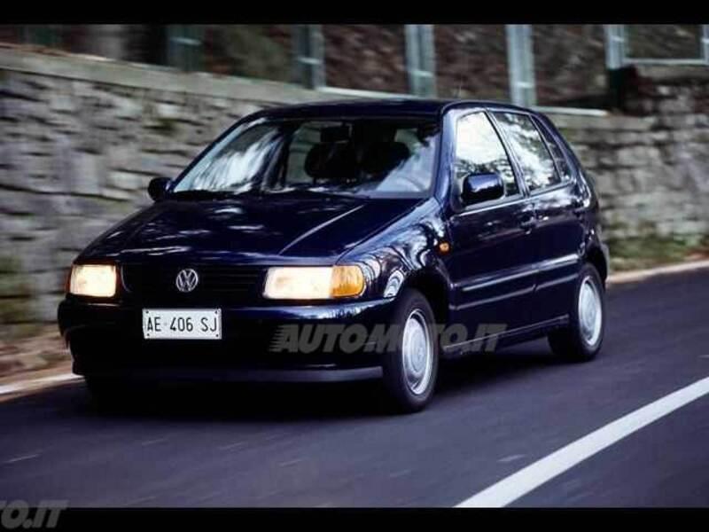 Volkswagen Polo 1.6 cat 5 porte Comfort Air