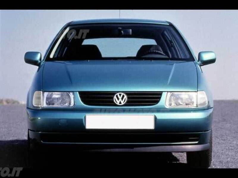 Volkswagen Polo 1.9 diesel cat 3 porte X