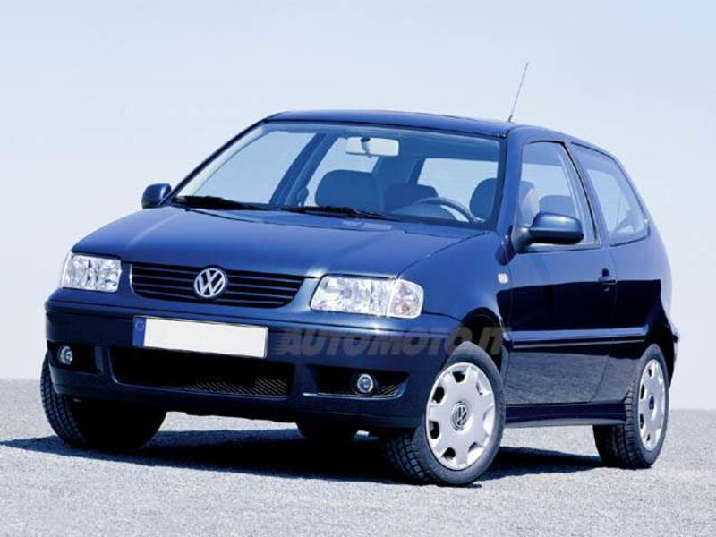 Volkswagen Polo 1.9 SDI cat 3 porte Comfortline