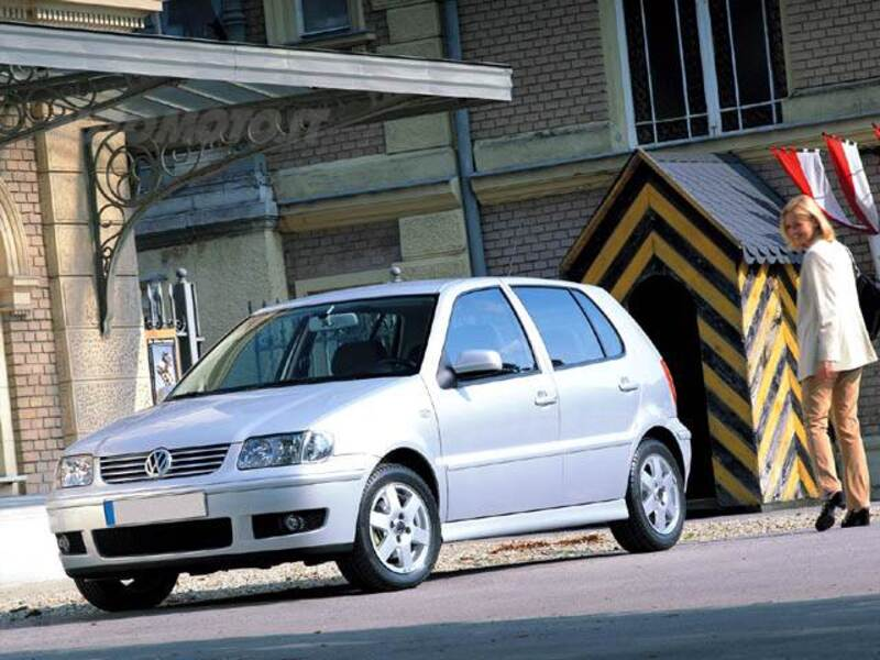 Volkswagen Polo 1.9 SDI cat 5 porte Air