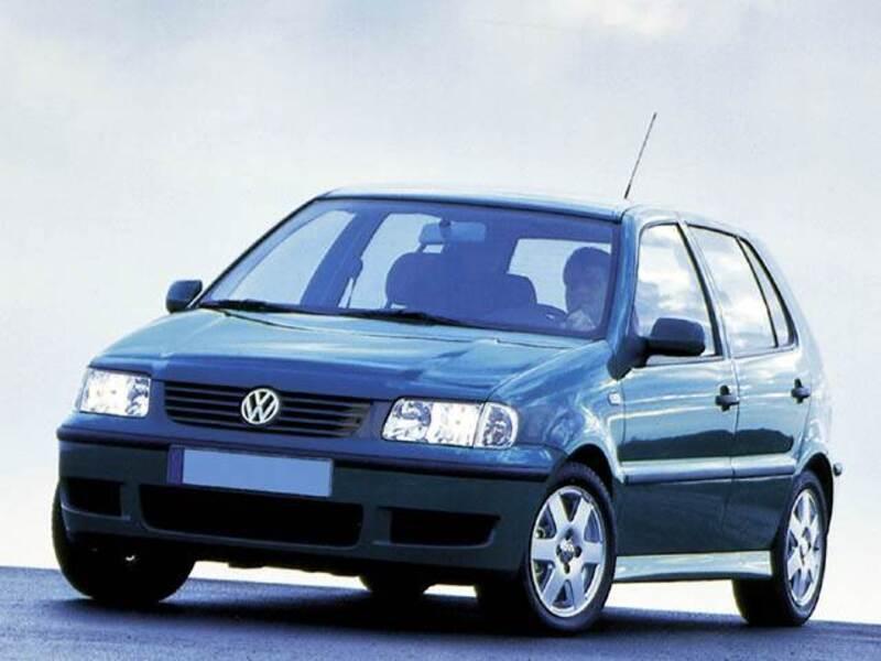 Volkswagen Polo 1.9 SDI cat 5 porte