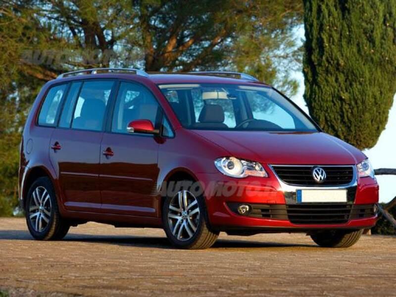 Volkswagen Touran 16V TSI Trendline