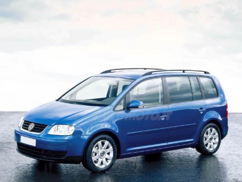 Volkswagen Touran TDI 101CV