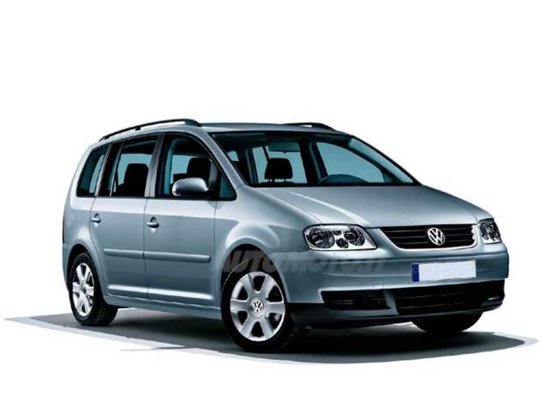 Volkswagen Touran TDI 105CV DPF DSG Goal