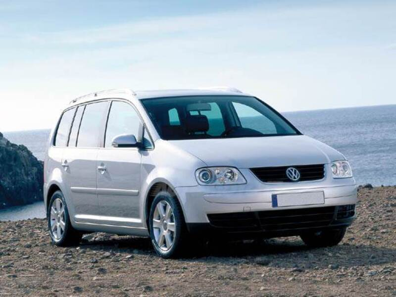 Volkswagen Touran 16V FSI Highline