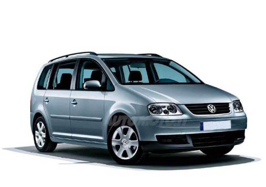 Volkswagen Touran Goal Ecofuel