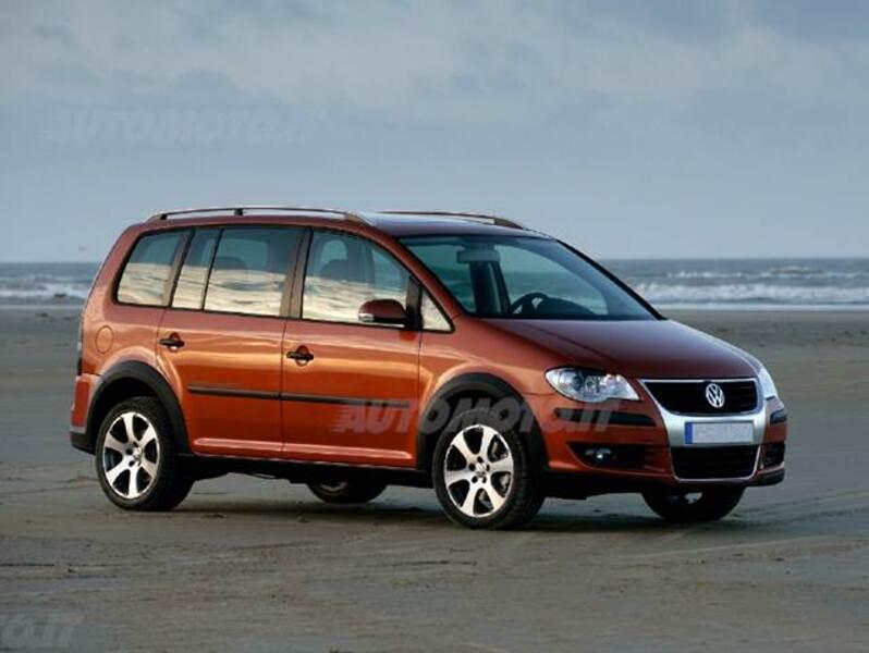 Volkswagen Touran 2.0 TDI DPF