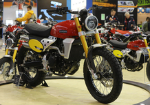 Eicma 2017: Fantic Motor Caballero. Video