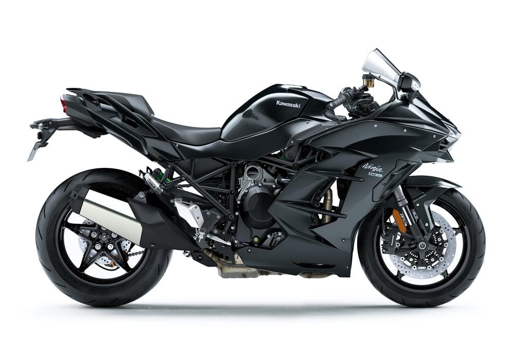 Kawasaki Ninja H2 SX (2018 -19) (2)