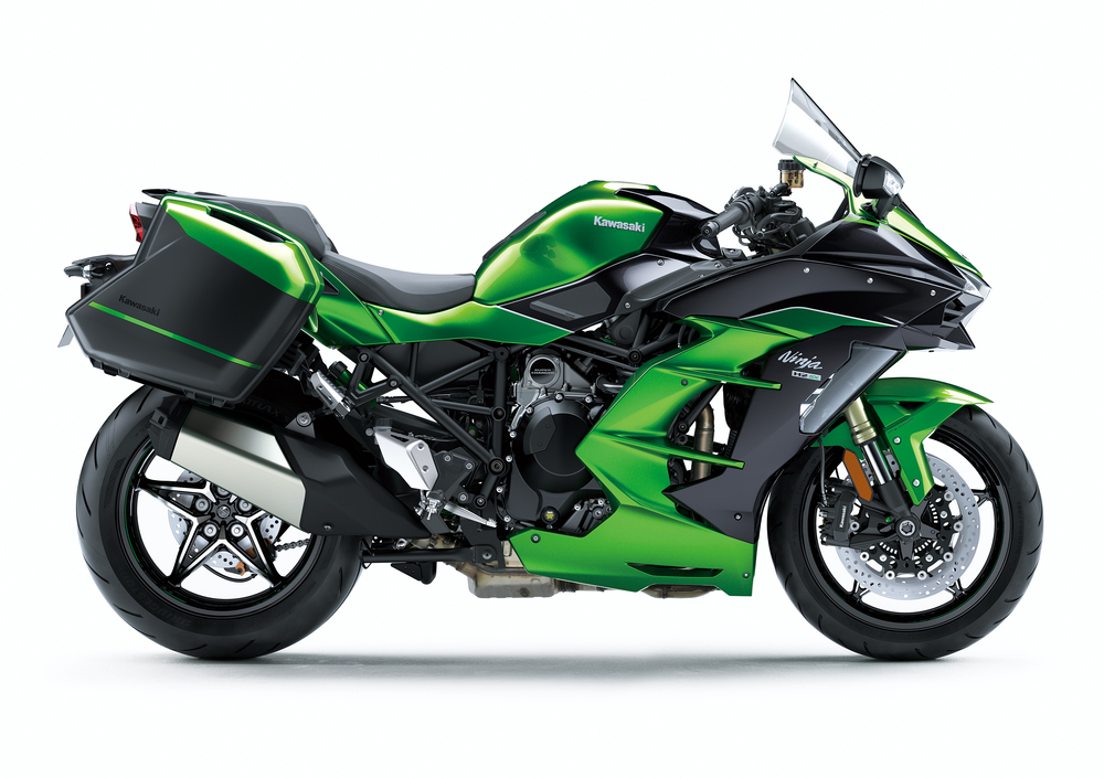 Kawasaki Ninja H2 SX SE (2018 - 19) (5)