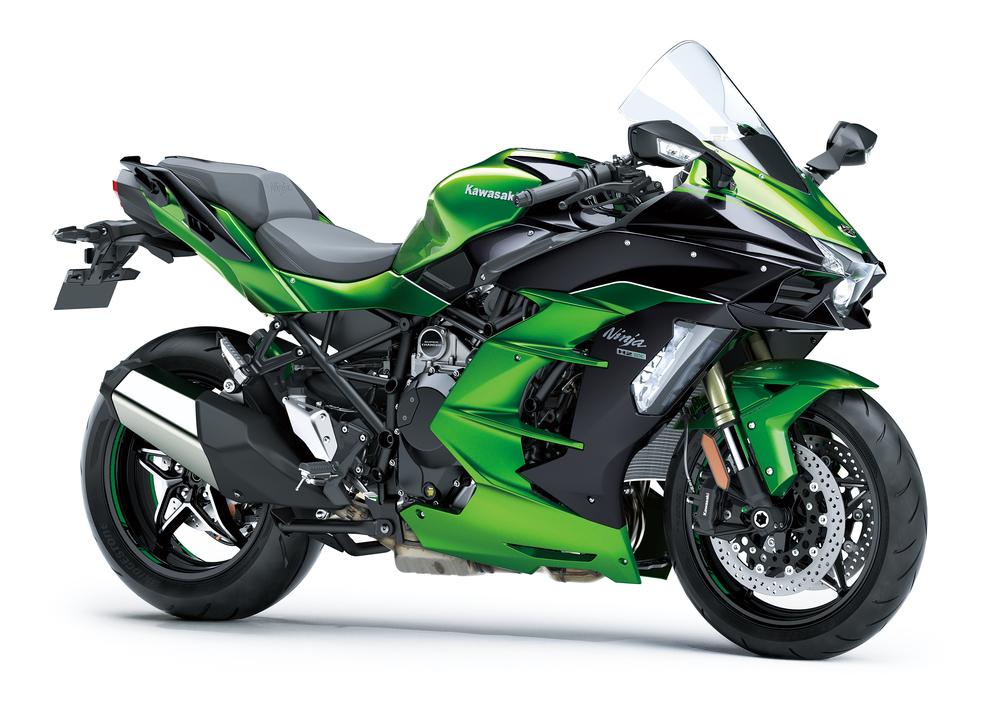 Kawasaki Ninja H2 SX SE (2018 - 19) (2)