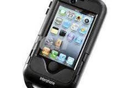porta iphone impermeabile Cellular Line PORTA IPHONE4 IMPERMEABILE DA MOTO - Annuncio 6060414