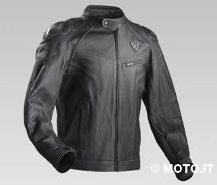Vendo Giacca Honda All Black A Piadena Codice 6132250 Motoit