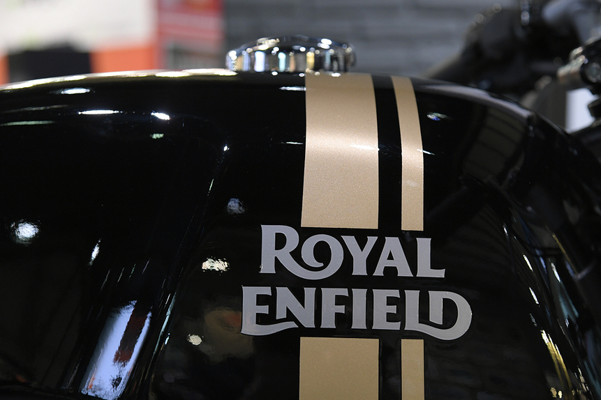 EICMA 2017. Royal Enfield Interceptor INT 650 - Continental GT 650 (3)