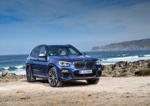 BMW X3 2017 30d Xdrive. Tecnologia da Serie 5 e spirito d'avventura [Video]