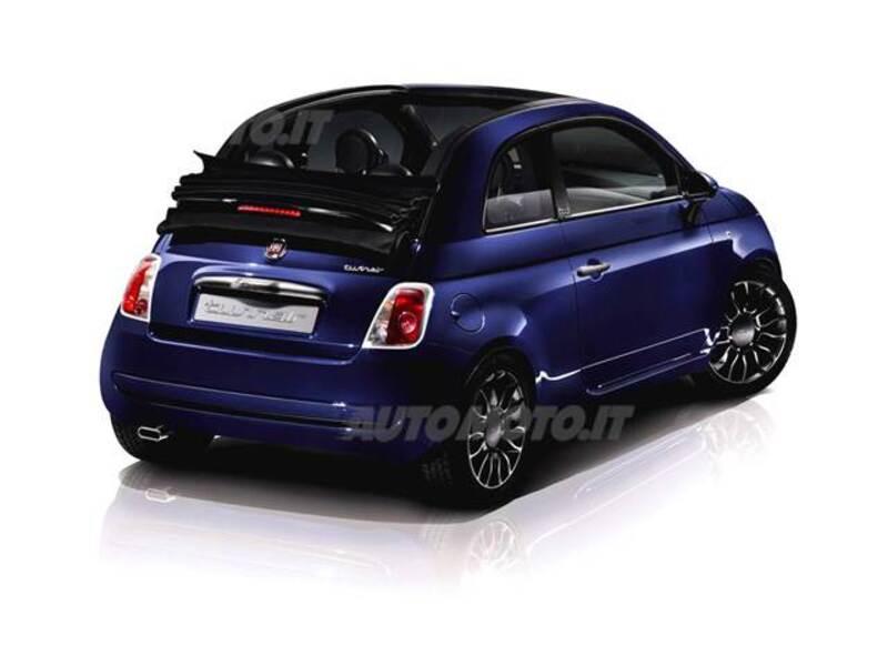 Fiat 500 Cabrio 0.9 TwinAir Turbo
