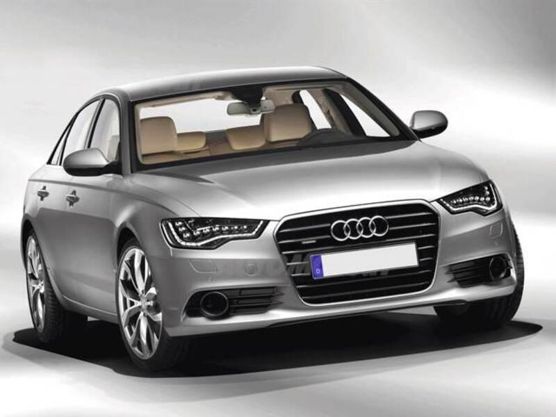 Audi A6 2.0 TDI 177 CV multitronic