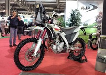AJP a EICMA 2017 con la PR7 Extreme [VIDEO]