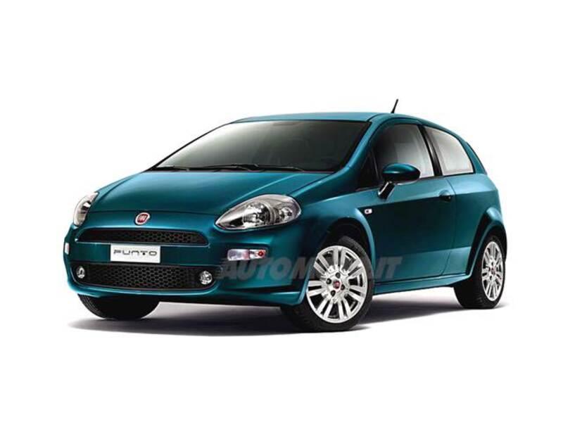 Fiat Punto 1.2 8V 3 porte Lounge