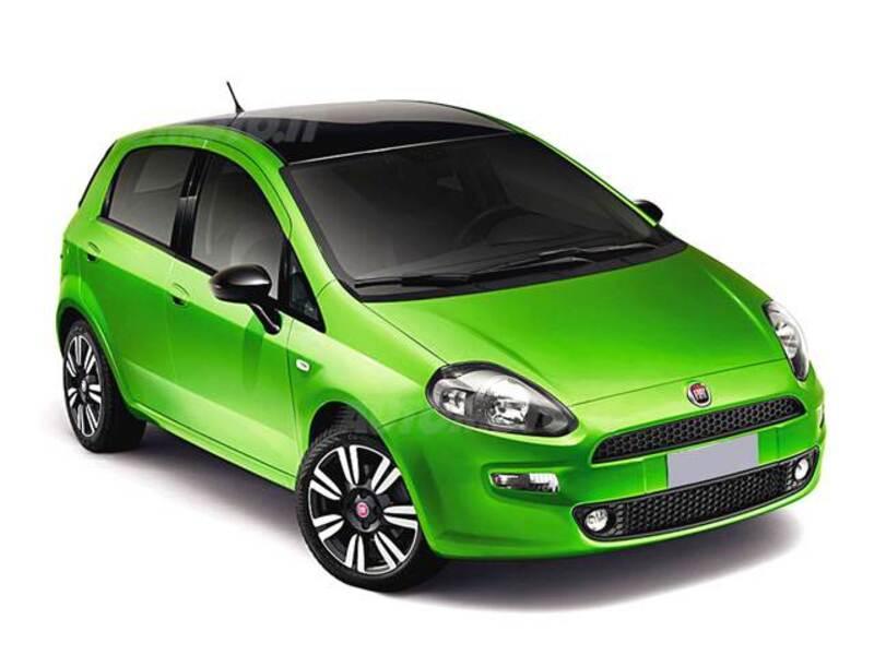 Fiat Punto 1.4 S&S 8V Dualogic 5 porte Easy
