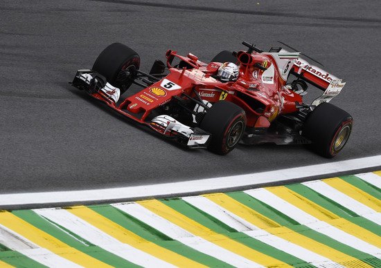 F1, GP Brasile 2017, Vettel: «Volevo essere davanti»