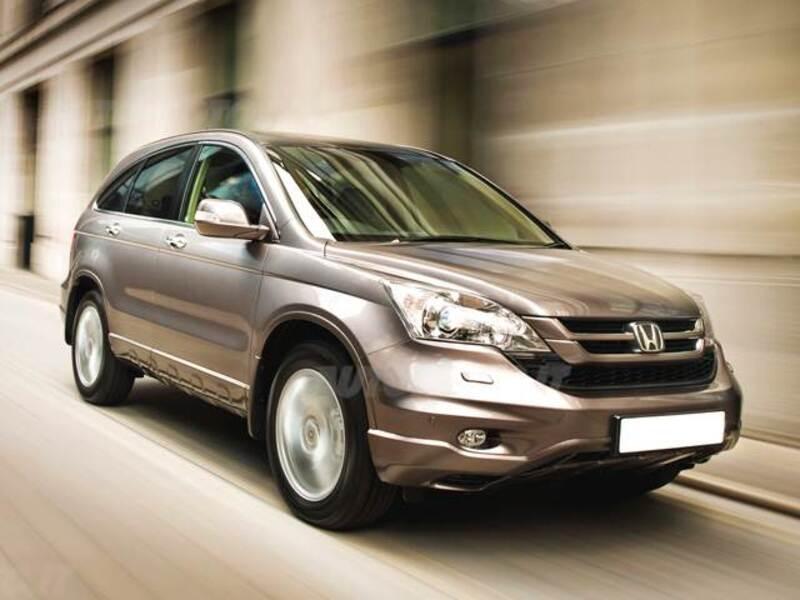Honda CR-V 2.0 i-VTEC Elegance Ed Esclusiva