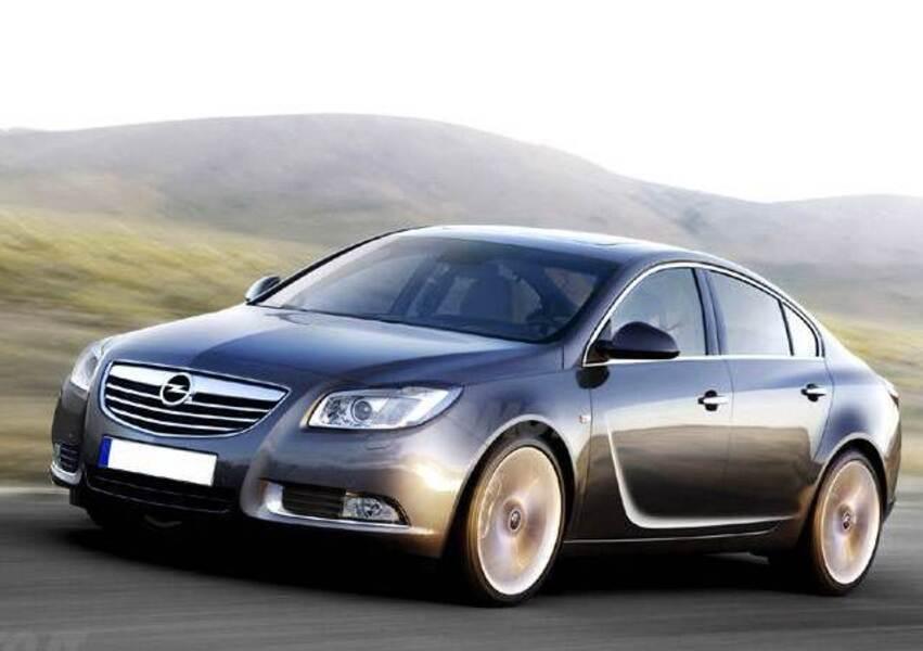 Opel Insignia CDTI 4 porte Cosmo Fleet