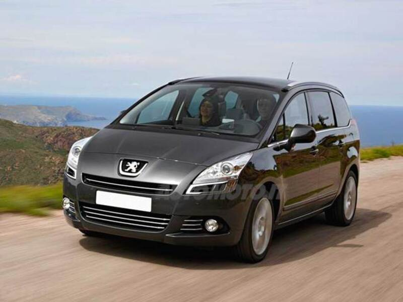 Peugeot 5008 2.0 HDi 150CV Allure