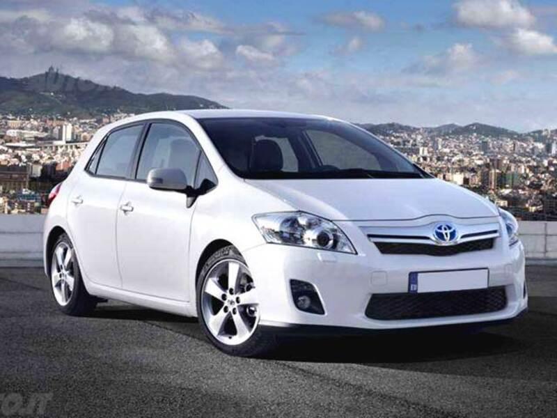 Toyota Auris (2007-13)