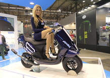 EICMA 2017: Polini prototipo Evolution PRE