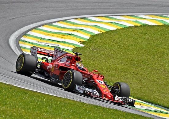 GP Brasile F1 2017, Interlagos: successo di Vettel davanti a Bottas