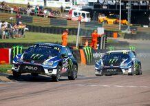 Mondiale Rallycross Sud Africa. La Settima di Kristoffersson (VW) nel Gran Finale