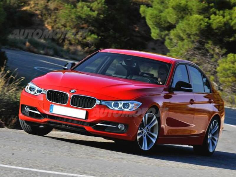 BMW Serie 3 Active Hybrid 3 Msport