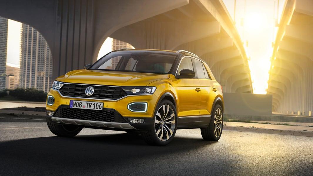 Volkswagen T-Roc (2017->>) (5)