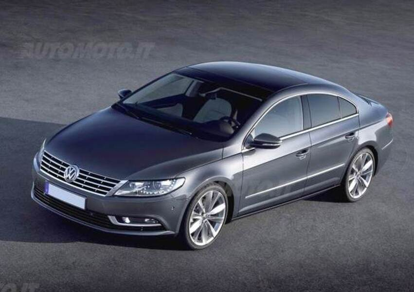 Volkswagen CC Business 1.8 TSI DSG