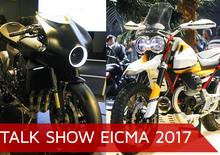 """Talk show Eicma 2017: """"La moto e il Design"""""""