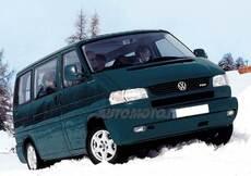 Volkswagen Veicoli Commerciali Caravelle (2001-04)