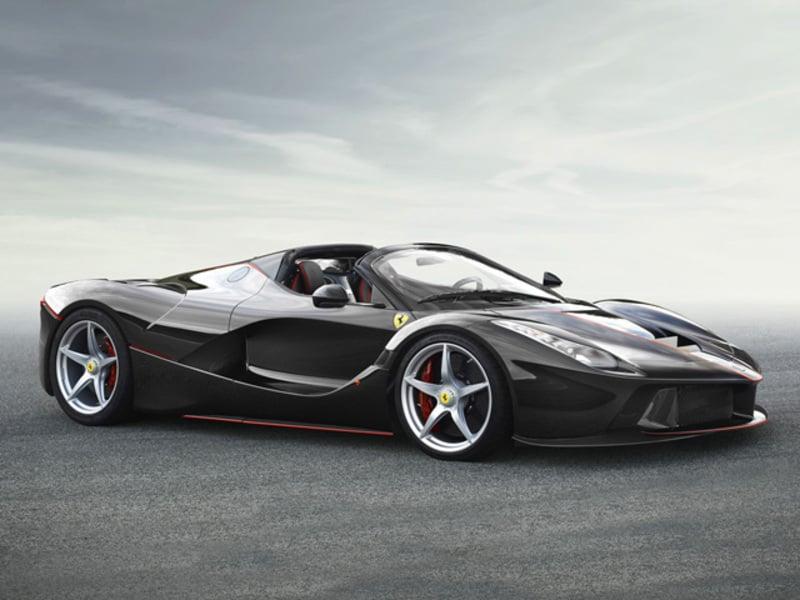 Ferrari LaFerrari Spider LaFerrari Aperta