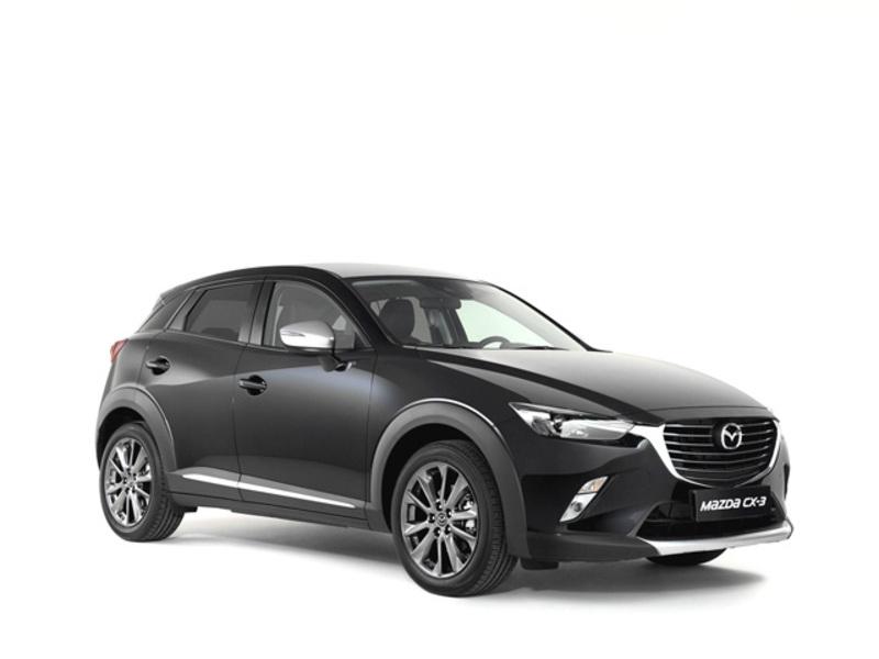 Mazda CX-3 2.0L Skyactiv-G Pollini Limited Edition